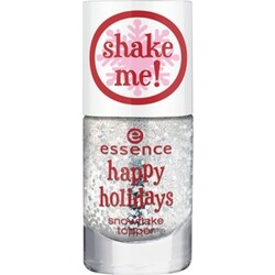 essence happy holidays - snow flake topper