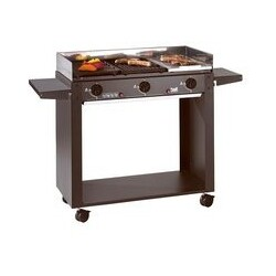 Gasgrill »Deluxe«, 3-flammig