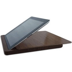 Woodero Nussholz iPad mit Retina Display Case