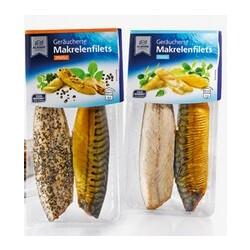 almare seafood ger ucherte makrelenfilets natur. Black Bedroom Furniture Sets. Home Design Ideas