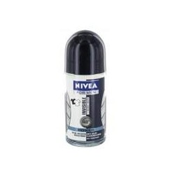 Nivea For Men - Deo Roll-On Invisible for Black & White