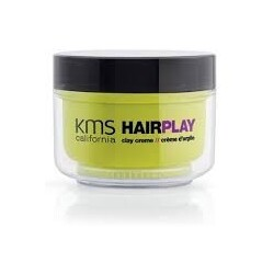 KMS hairplay clay creme