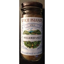 Spice Islands Selleriesalz