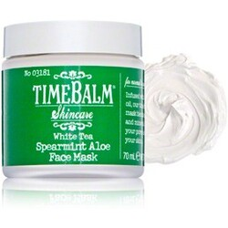 TimeBalm Skincare White Tea Spearmint Aloe Face Mask (2.36fl oz.)