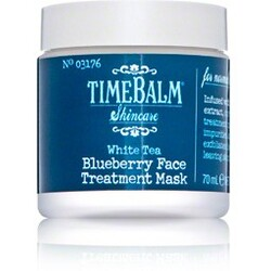 TimeBalm Skincare White Tea Blueberry Face Treatment Mask (2.36fl oz.)