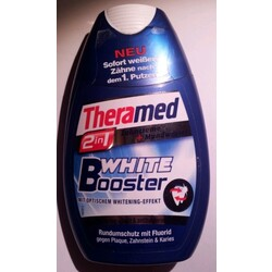 Theramed 2in1 White Booster