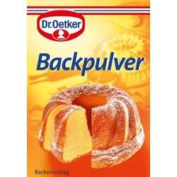 Backpulver Dr Oetker