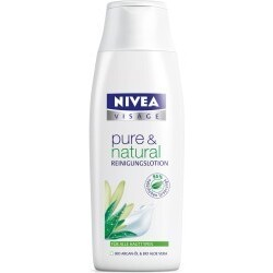 Nivea Visage - Pure & Natural Reinigungslotion