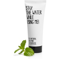 Stop the Water while using me - All Natural Wild Mint Zahncreme