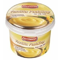 Ehrmann Vanilla Pudding