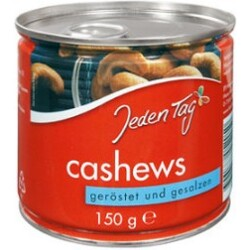 Jeden Tag   -     Cashews