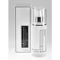 Dr. JK Cosmeceuticals Privée - pure cleanser and toner