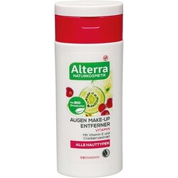 Alterra - Vitamin Augen Make-up Entferner