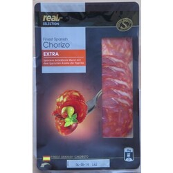 real,- Selection Finest Spanish Chorizo Extra