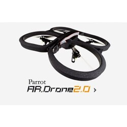 Parrot - AR.Drone 2.0 Power Edition