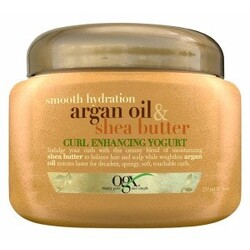 OGX Smooth Hydration Argan Oil and Shea Butter Curl Enhancing Yogurt