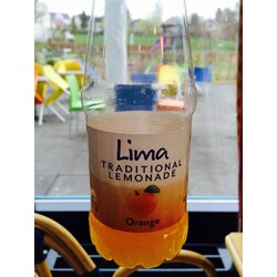 Lima Traditional Lemonade - Orange