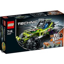LEGO® Technic - Action Wüsten-Buggy 42027