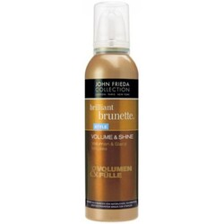 John Frieda - Brilliant Brunette Volumen und Shine Mousse