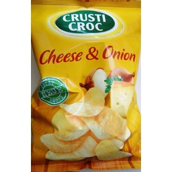 Crusti Croc Cheese & Onion