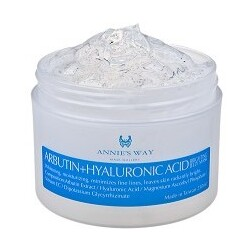 Annie's Way Arbutin + Hyaluronic Acid Jelly Mask