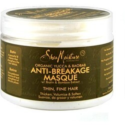 Shea Moisture - Yucca & Baobab - Anti-Breakage Hair Masque