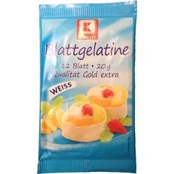 Blattgelatine