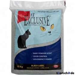 Cat Exlusive Scoopable Cat Litter