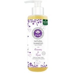 PHB Shampoo with Rosemary & Thyme