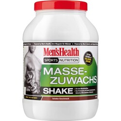 Men´s Health Massezuwachs Shake