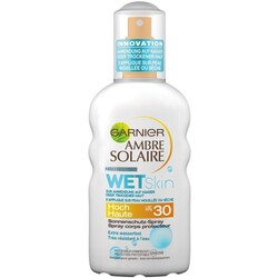 Ambre Solaire Wet Skin LSF 30