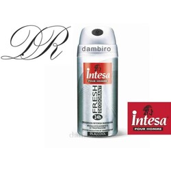 intesa Homme Deo 24h FRESH 150ml 0% Alkohol antitranspirant