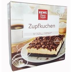 Rewe Zupfkuchen 4388844078796 Codecheck Info