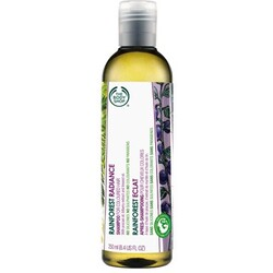 Body Shop Rainforest Radiance Shampoo