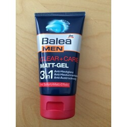 Balea Men Clear+Care Matt Gel 3in1