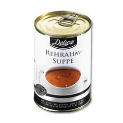 Deluxe - Rehrahmsuppe