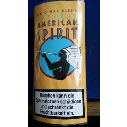 Original Blend Natural American Spirit