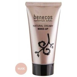 benecos Natural Creamy Make-Up nude