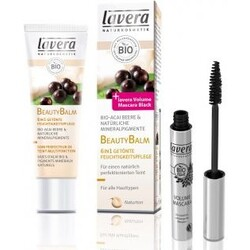Lavera - Beauty Balm 6 in 1 + Volume Mascara Black