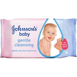Johnsons Baby Gentle Cleansing