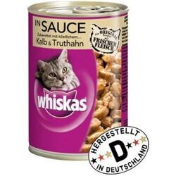 Whiskas in Sauce