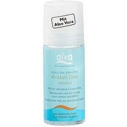 Alva Organic Roll-on Deodorant Sensitive