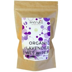 Mendill Organic Lavender Wet Wipes