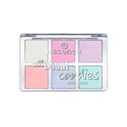 All About Candies Eyeshadow 02 Candies