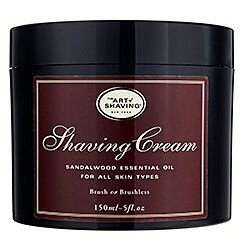 THE ART OF SHAVING Shaving Cream Sandalwood