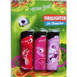 Mission Brasil Firelighter for Champions
