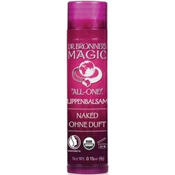 "Dr. Bronner's Magic ""All One"" Lippenbalsam -  Naked ohne Duft"