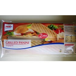 real Quality Grilled Panini