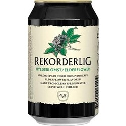 Rekorderlig Cider Elderflower