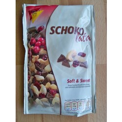 Schoko lata Soft & Sweet